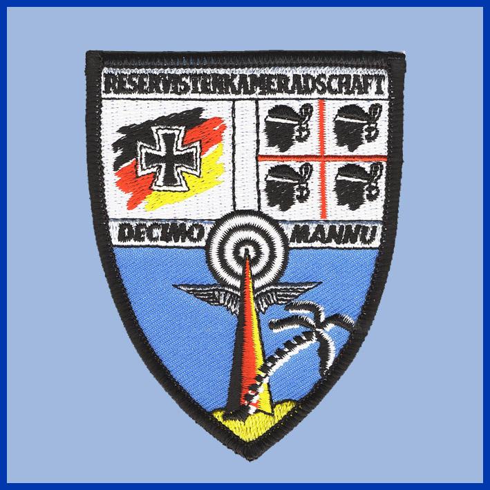 Wappen Hessian Bestickt Aufnäher//Abzeichen